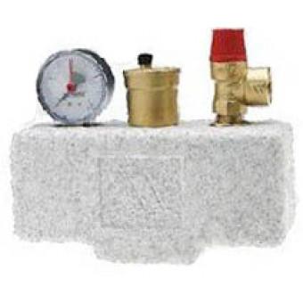 Группа безопасности котла до 100 кВт на 3 бар KSG 30/20M-ISO