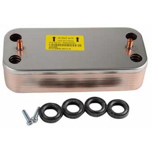 VAILLANT Вторичный теплообменник ГВС  Atmo/Turbo MAX PRO (12 пластин)