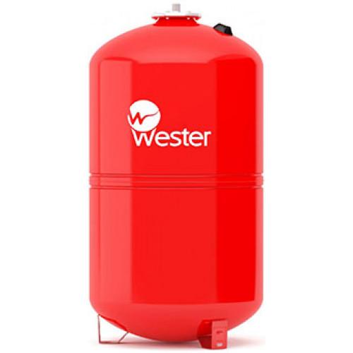 WESTER Расширительный бак WRV 50 л / 5 бар, сменная мембрана