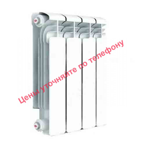 RIFAR Радиатор биметаллический B500 - 04 секции