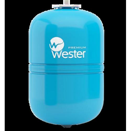WESTER Гидроаккумулятор WAV 18 л / 10 бар, сменная мембрана