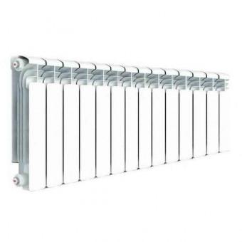 Алюминиевый радиатор Alum 500 - 14 секц
