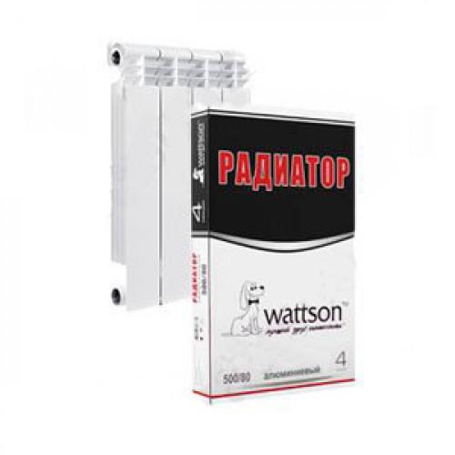 WATTSON Радиатор AL 500 080 04