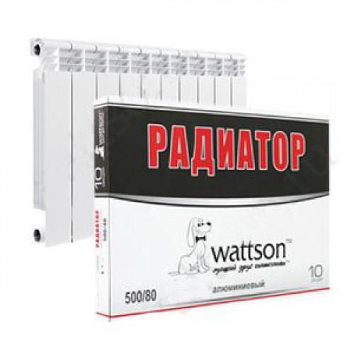 WATTSON Радиатор AL 500 080 10