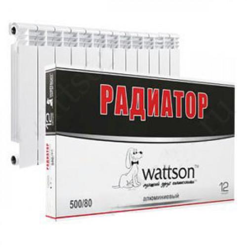 WATTSON Радиатор AL 500 080 12