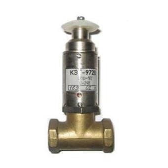 Клапан КЭГ-9720 Ду 25 (40В)