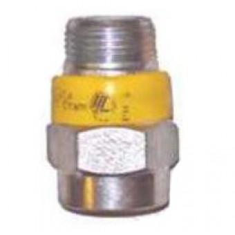 Изолирующее муфтовое соединение ИМС Ду 25 Вн / Нар