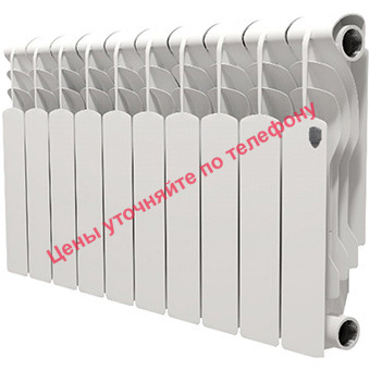 Радиатор алюминиевый Revolution 350 6 секц.