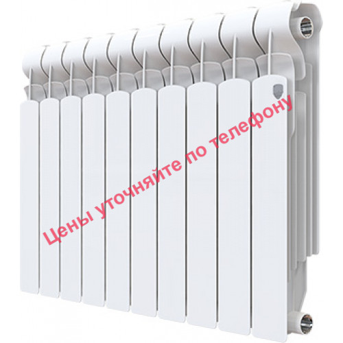 Радиатор биметаллический Indigo Super 500 4 секц.