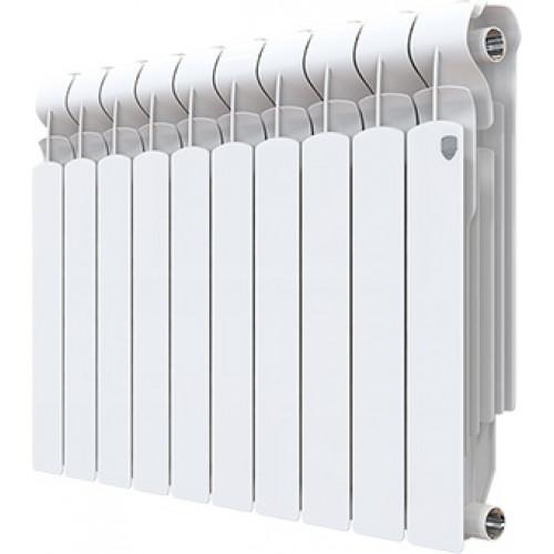 Радиатор алюминиевый Indigo 500 8 секц.