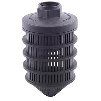 Фильтр водозаборный G1 пластиковый
