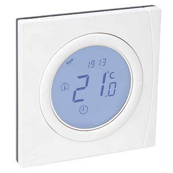 Термостат комнатный электронный BasicPlus2  с дисплеем WT-D