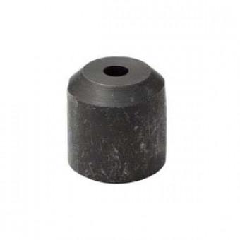 Бобышка №5 БП-ТМ-30-G1/2 приварная длиной 30 мм под манометр с резьбой G1/2, углер. сталь