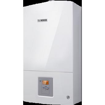 Конвекционный газовый котел Bosch Gaz 6000 W WBN 6000-24 С, 24 кВт, двухконтурный