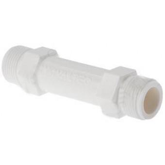 Вставка ремонтная для счетчика воды 3/4 (105 мм, нейлон)