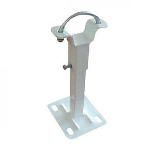 WATTSON Кронштейн напольный для алюминиевых радиаторов, стойка с хомутом