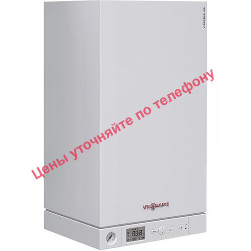 VIESSMANN Конвекционный газовый котел Viessmann Vitopend 100-W A1JB009, 12 кВт, двухконтурный