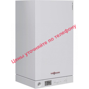 Конвекционный газовый котел Viessmann Vitopend 100-W A1HB003, 34 кВт, одноконтурный