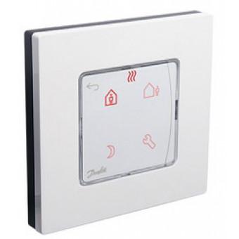 Термостат комнатный программируемый Icon, 230 Вт, встраиваемый