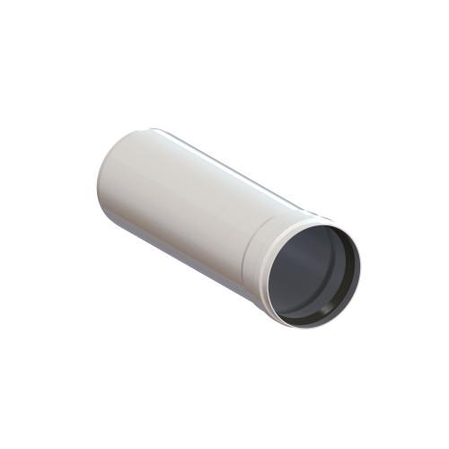 УТДК Удлинитель для раздельной системы 80/80 - 0,25 м