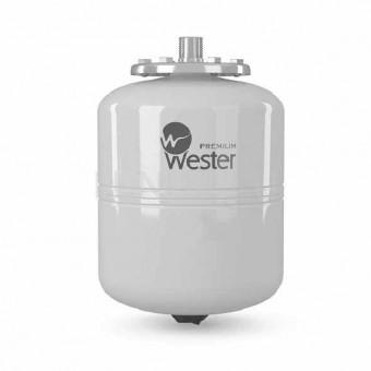Мембранный бак Premium WDV для ГВС и гелиосистем с нерж. контрфланцем 18 л / 12 бар