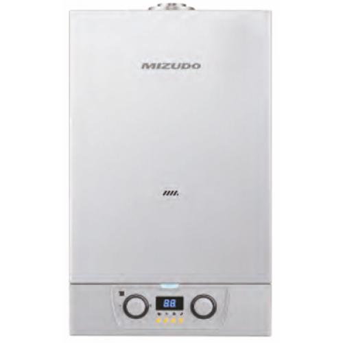 MIZUDO Конвекционный газовый котел Mizudo M17T, 17 кВт, двухконтурный