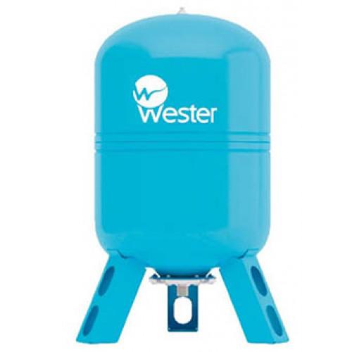 WESTER Гидроаккумулятор WAV 150 л / 10 бар, сменная мембрана