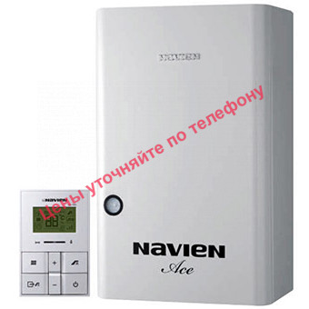 Конвекционный газовый котел Navien ATMO 24AN, 24 кВт, двухконтурный